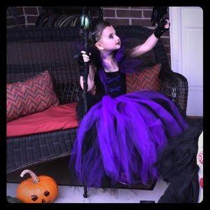 Other - Maleficent or Ursula Tutu Costume